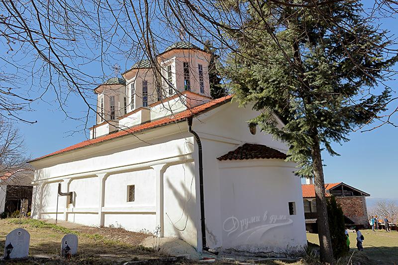 Лозенски манастир Св. Спас