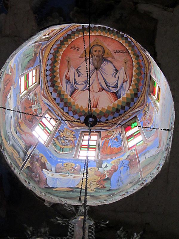 Един от куполите