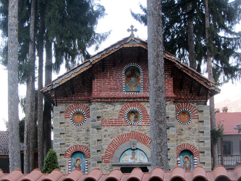 """Кокалянски манастир """"Свети Архангел Михаил"""" - църквата"""