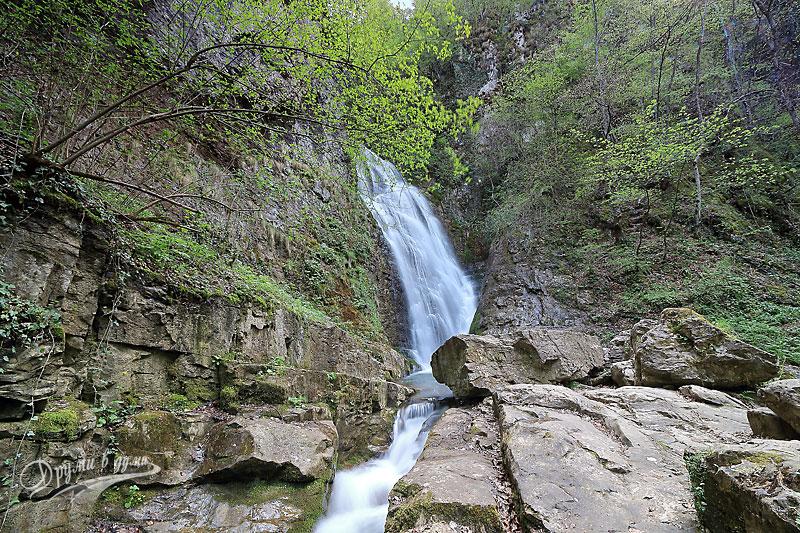 Водопад Скока край Тетевен