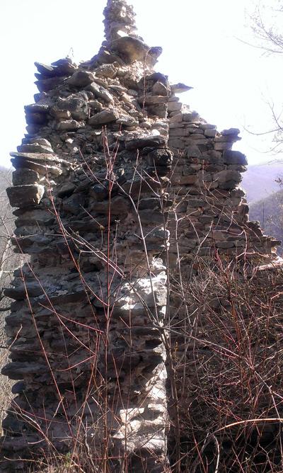 Крепост Урвич - кулата