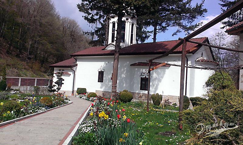 Дивотински манастир - църква
