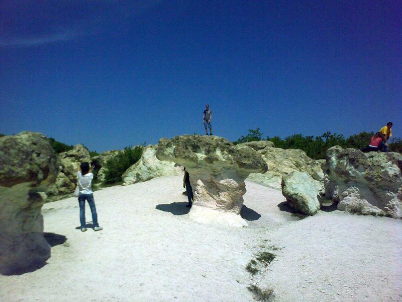 Скален феномен Каменни гъби