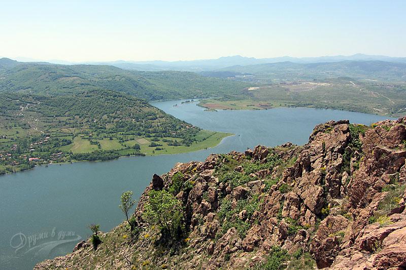 Язовир Кърджали - Източни Родопи