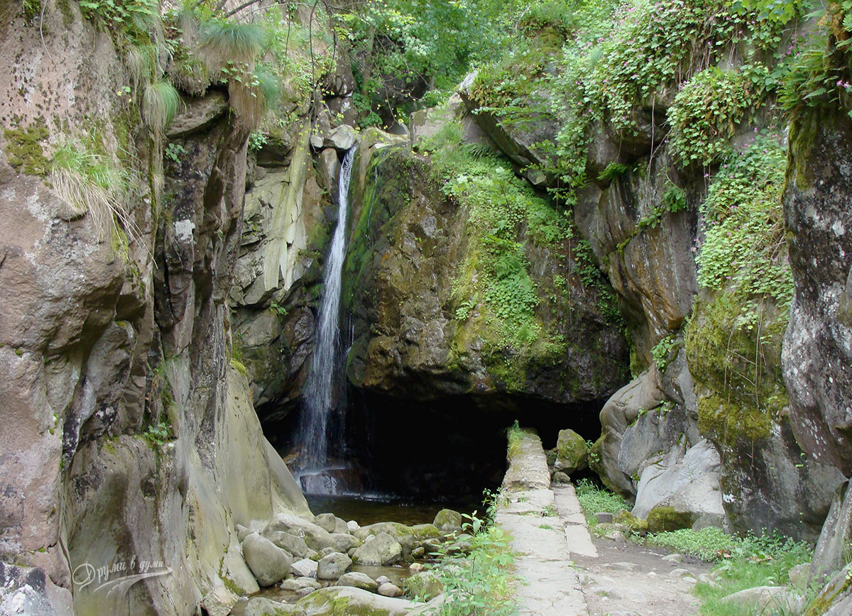 Водопади в България: Костенски водопад