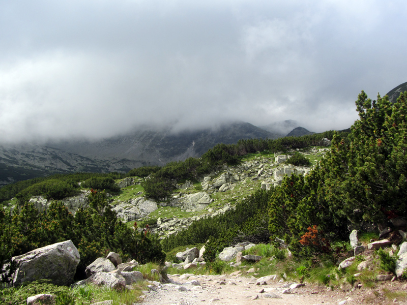 Към връх Мусала
