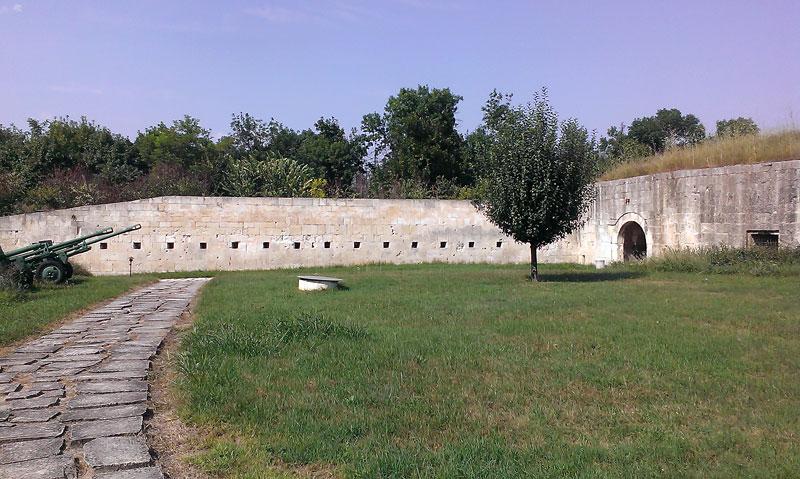Силистра - крепостта Меджиди Табия