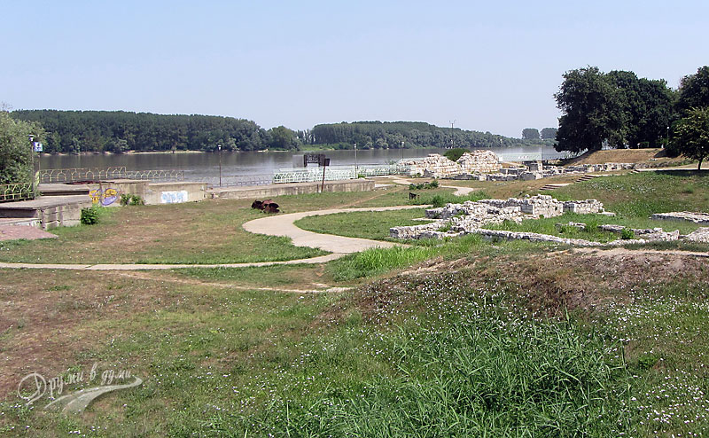 Силистра – крепостта Дуросторум и Дунава