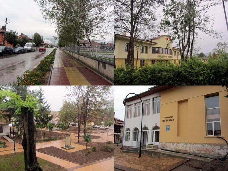 Село Чавдар - благоустройство и грижа за хората
