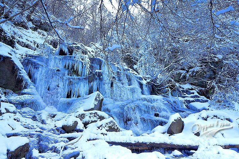 Горните Алекови водопади