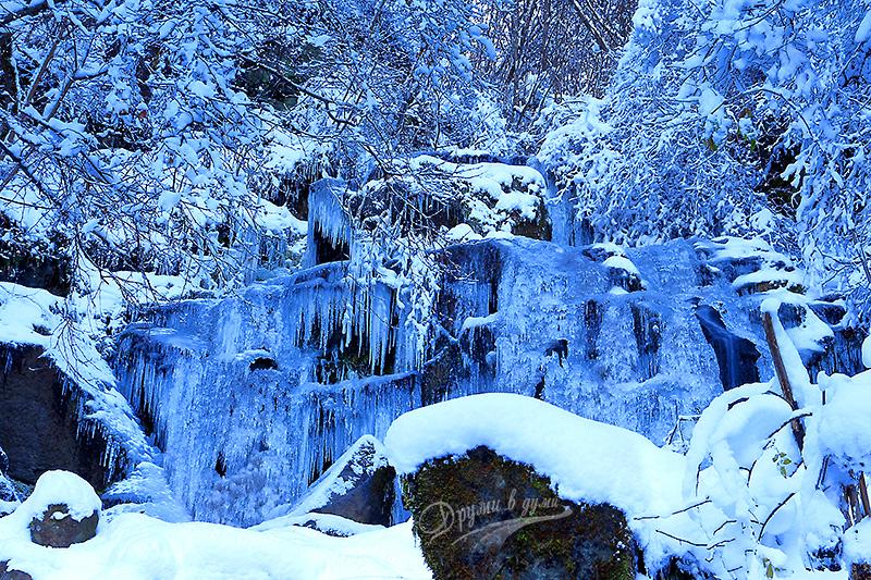Горни Алекови водопади - ледена епоха :-)