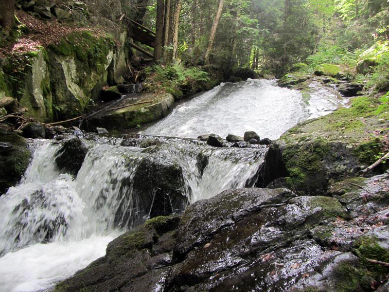 Водопад Самоковището