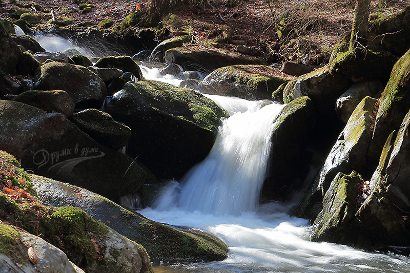 Друг водоскок надолу по реката