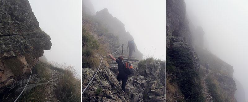 Към връх Ботев – по Тарзановата пътека
