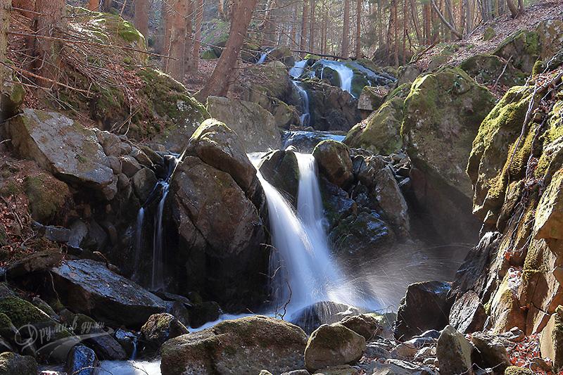 Бистришки водопад Самоковището