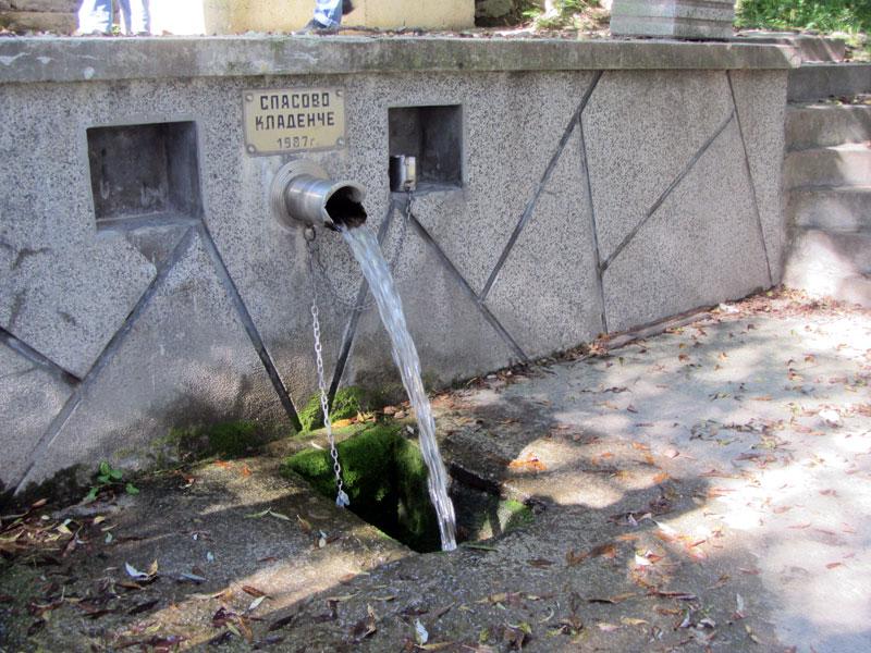 Спасовото кладенче край Златица