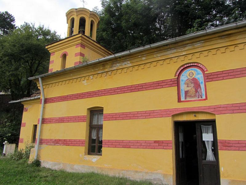 Църквата св. Теодор Тирон в село Буново