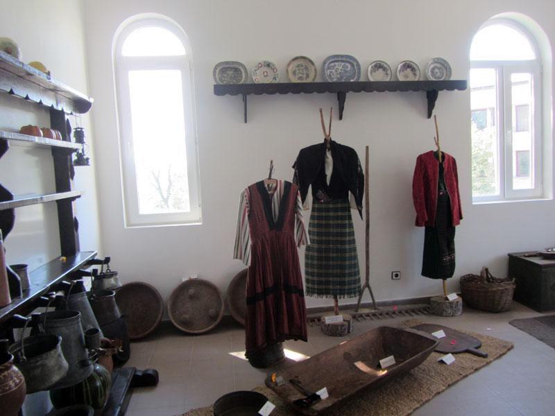 Етнографски музей в град Златица