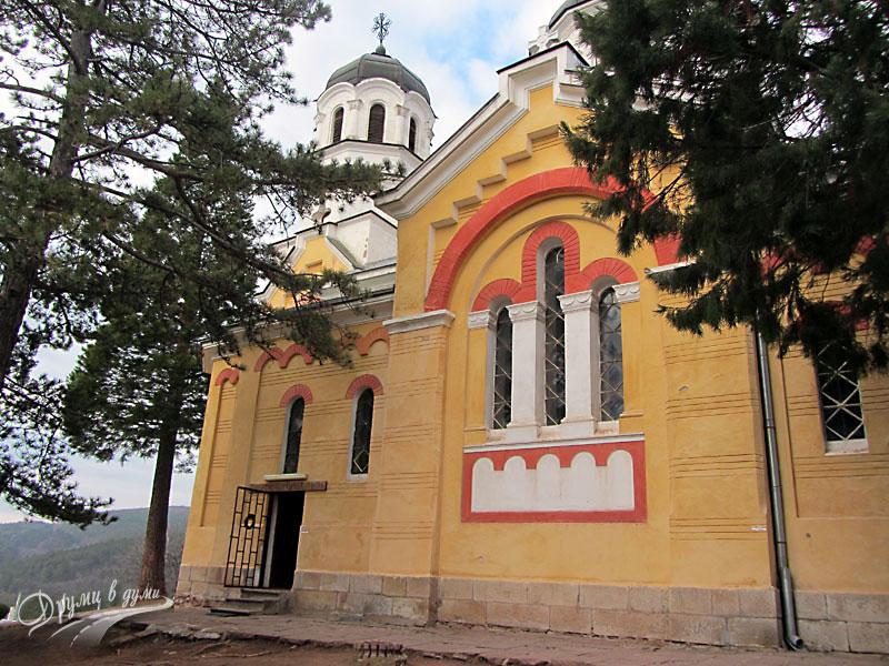 """Кремиковски манастир """"Свети Георги"""""""