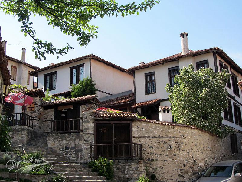 Етнографски комплекс в Златоград