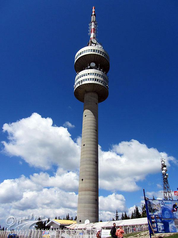 Връх Снежанка - кулата