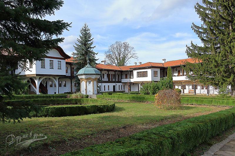 Sokolovo monastery