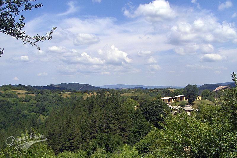 По пътеката от Етъра до Соколския манастир - гледки