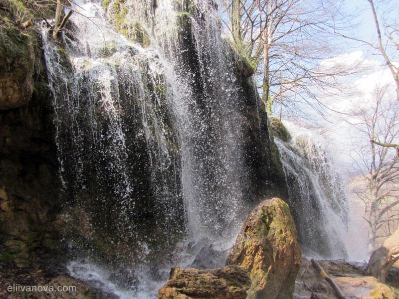 Водопади в България: водопад Варовитец