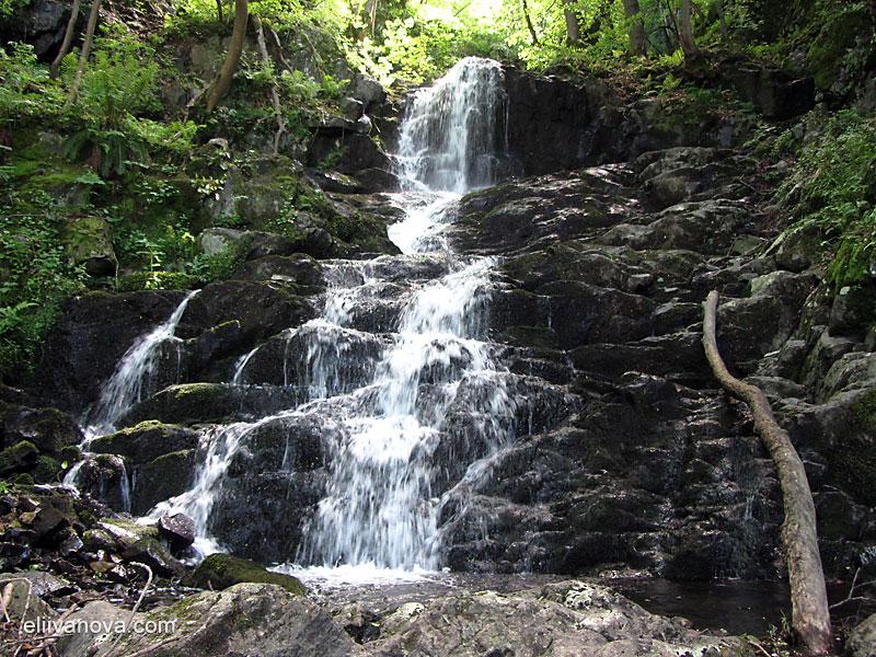 Водопадите по Боянската река