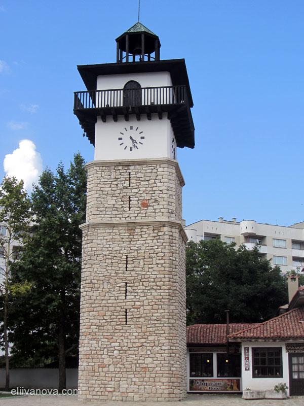 Добрич - Часовниковата кула