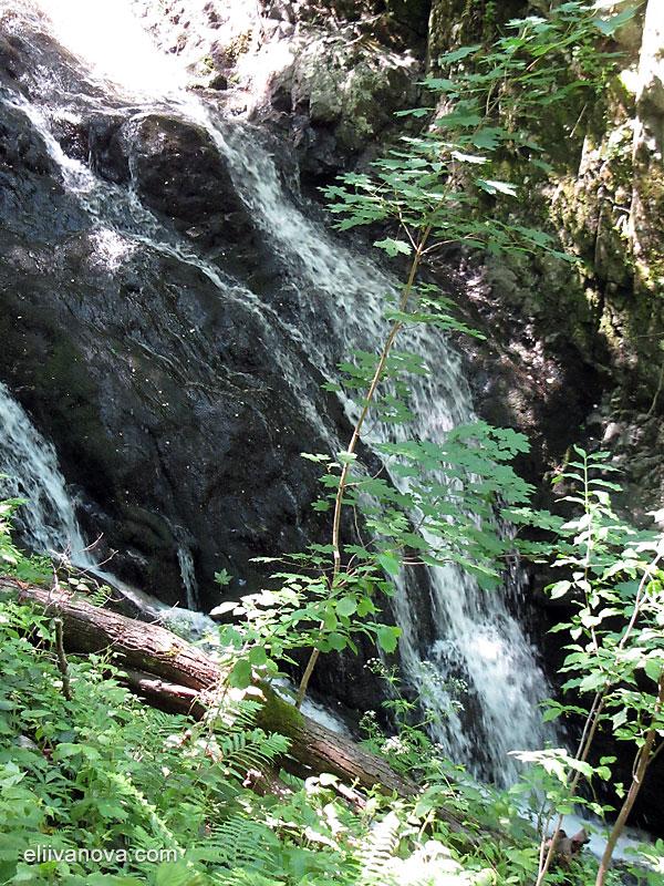 Водопади по Боянската река