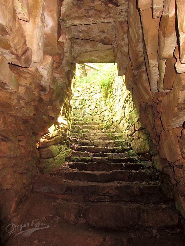 Храм-кладенецът край село Гърло