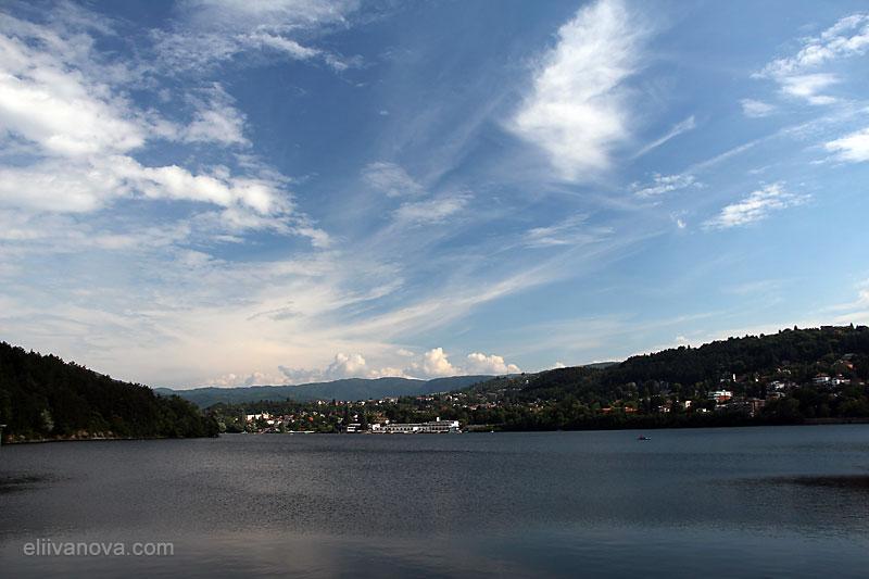 Панчаревското езеро