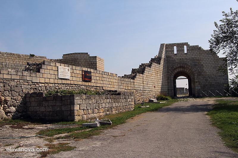Шуменската крепост