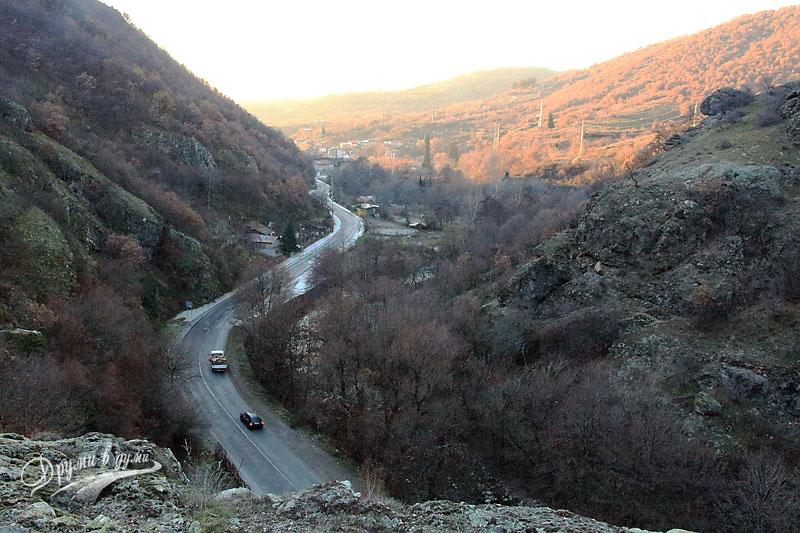 Поглед от хълма