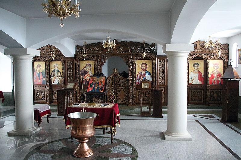Храм Свети Иван Рилски