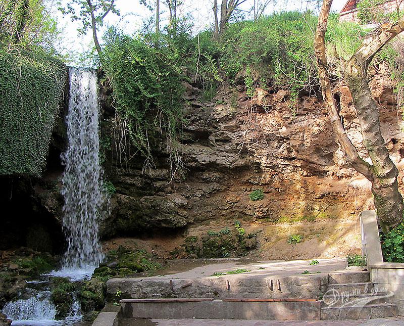 Radomir waterfall Buchaloto
