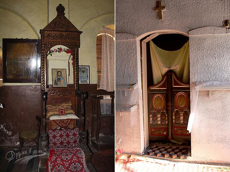 Буховски манастир - църквата отвътре - още кадри