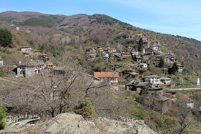 По панорамната пътека над Косово