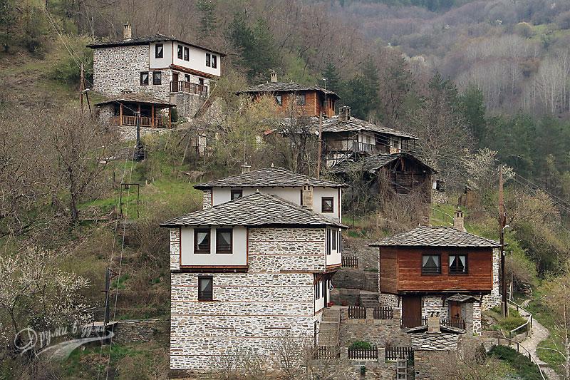 Косовските къщи