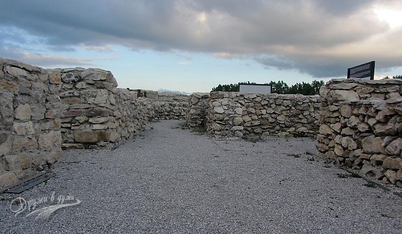 Крепост Калето в Мездра