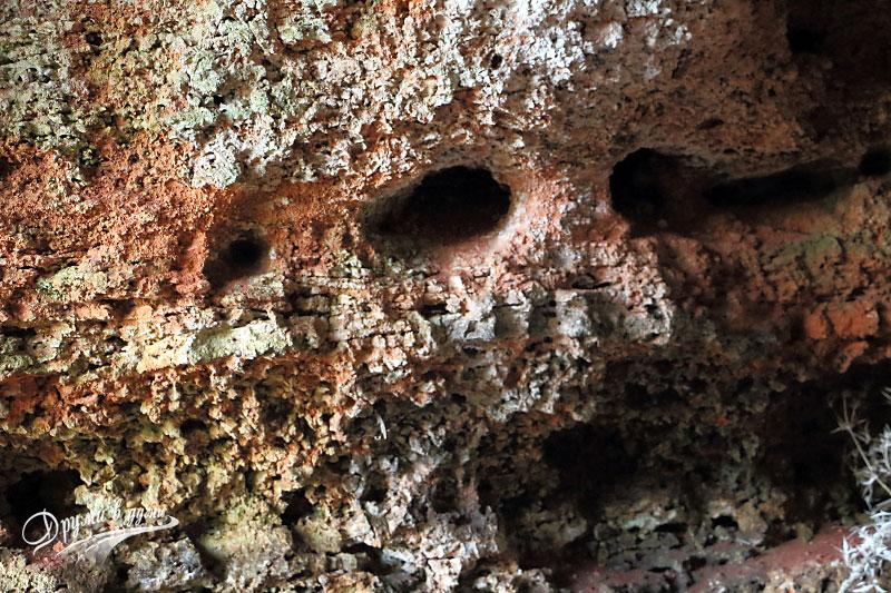 Пещерни образувания в Ашалъка