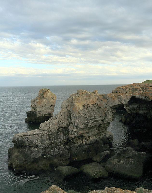 Арката в Тюленово