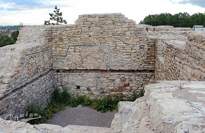 Помещение от крепостта