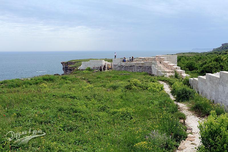 Яйлата: крепостта