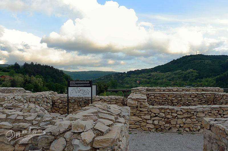 Гледки от крепостта