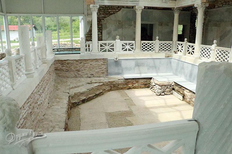 Вила Армира - басейнът