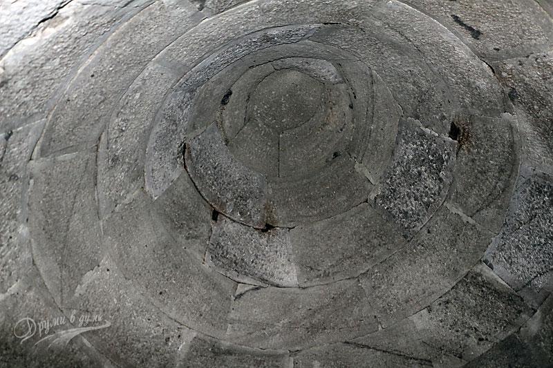 Куполът на гробницата