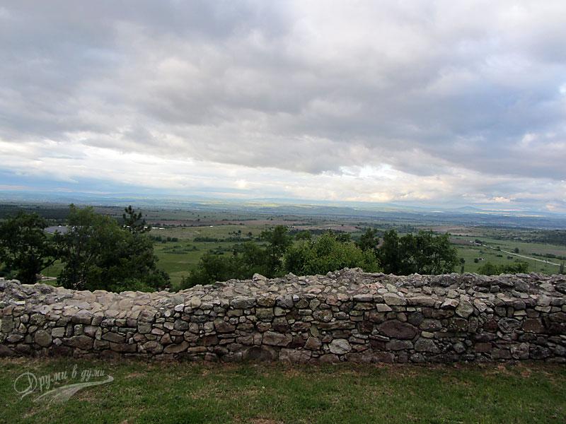 Гледка от крепостта