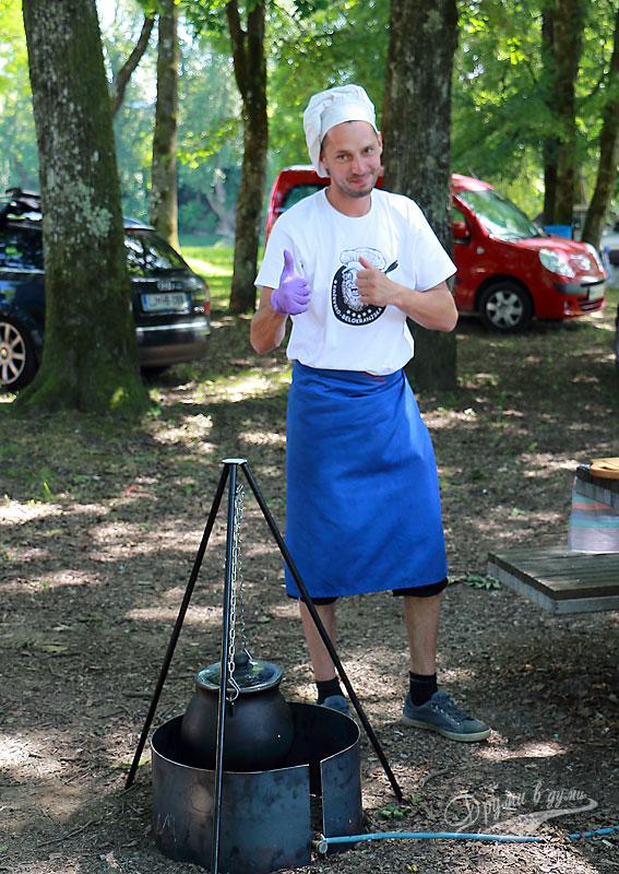 Как се готви гулаш
